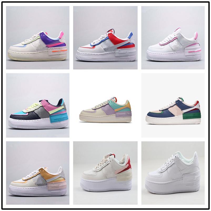 2020 N.354 For Men Women cut Low Skateboarding AF1 Low Type sports shoes air skate sneaker size EUR36-45