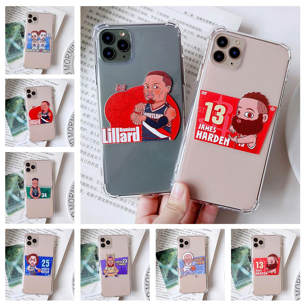 Tpu back cover phone case with prining For iPhone Xs Max tpu rubber gel ultra thin case cover transparent