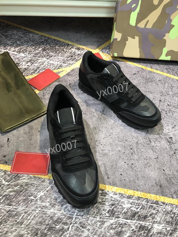 2020 Новый папа тапки Мужская мода Vintage Старый дед Кроссовки черные красные белые мужские женские Повседневная обувь yh191101