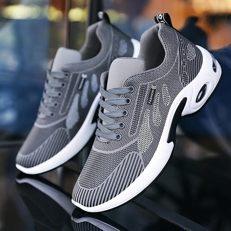 Men's Casual Shoes Sports Shoes 2020 Breathable Bounce Sneaker Summer Footwear Running for Men Sneakers High Quality Cheap