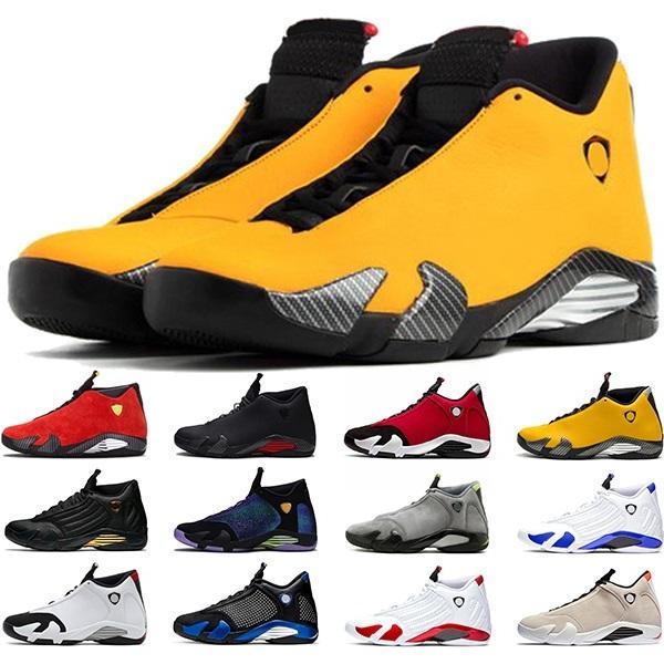 أعلى جودة أحذية كرة السلة 14 14 ثانية الصالة الرياضية الحمراء الأسود كاندي قصب doernbecher رجل المدربين الرياضة أحذية رياضية المتسابقين حجم 40-47