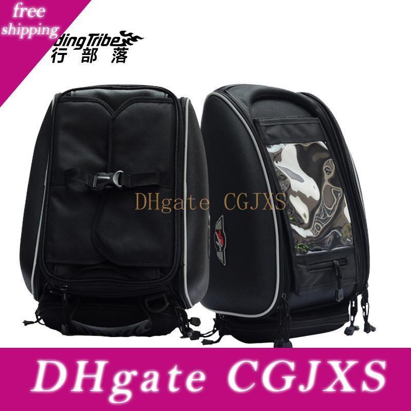 Quality Motorbike Magnetic Oil Fuel Tank Bags Multifunction Backpack Tool Bag Motorcycle Riding Racing Travel Luggage Handbag
