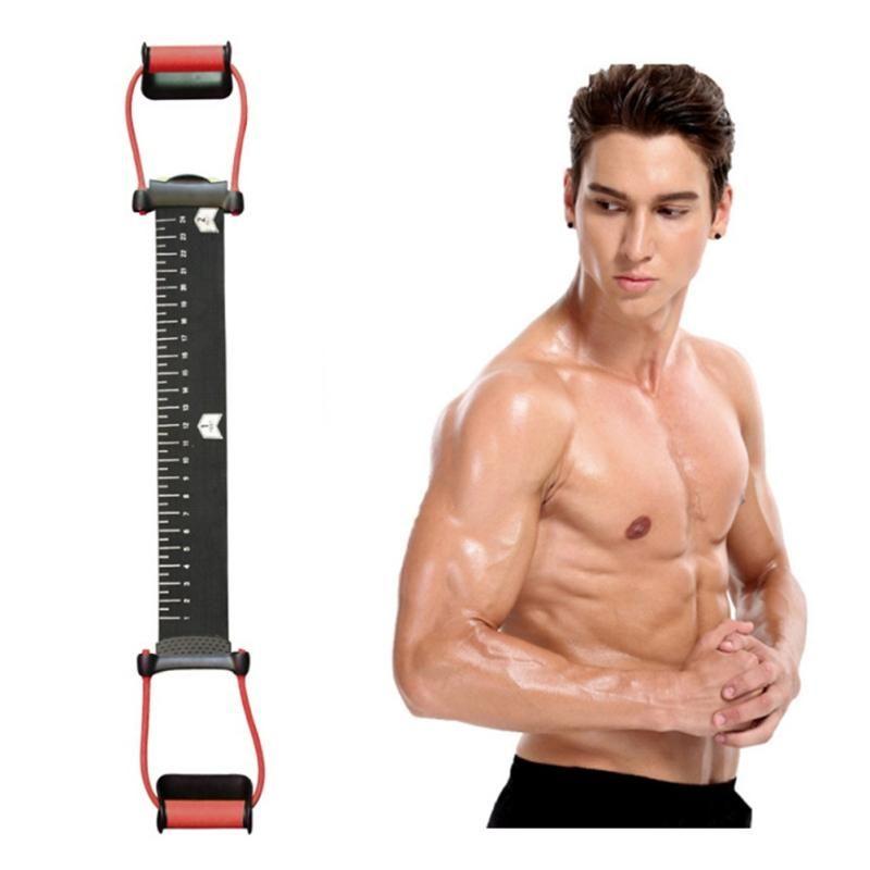 Trainings-Widerstand-Kasten-Expander-Seil-Gym Stretch Pull Seil mit Push-Ups Ständer Grip Hand Workout Muskelgummi Elastische Bänder