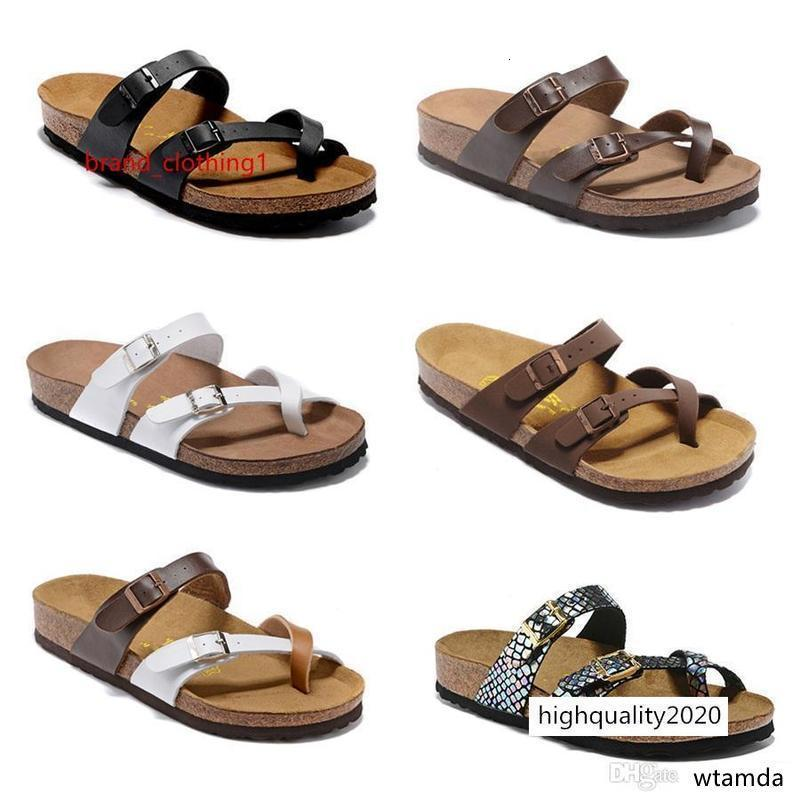Mayari Florida Arizona Sıcak satmak yaz Erkekler Kadınlar daireler sandalet Mantar terlik rahat ayakkabı Beach'in terlik boyutu unisex