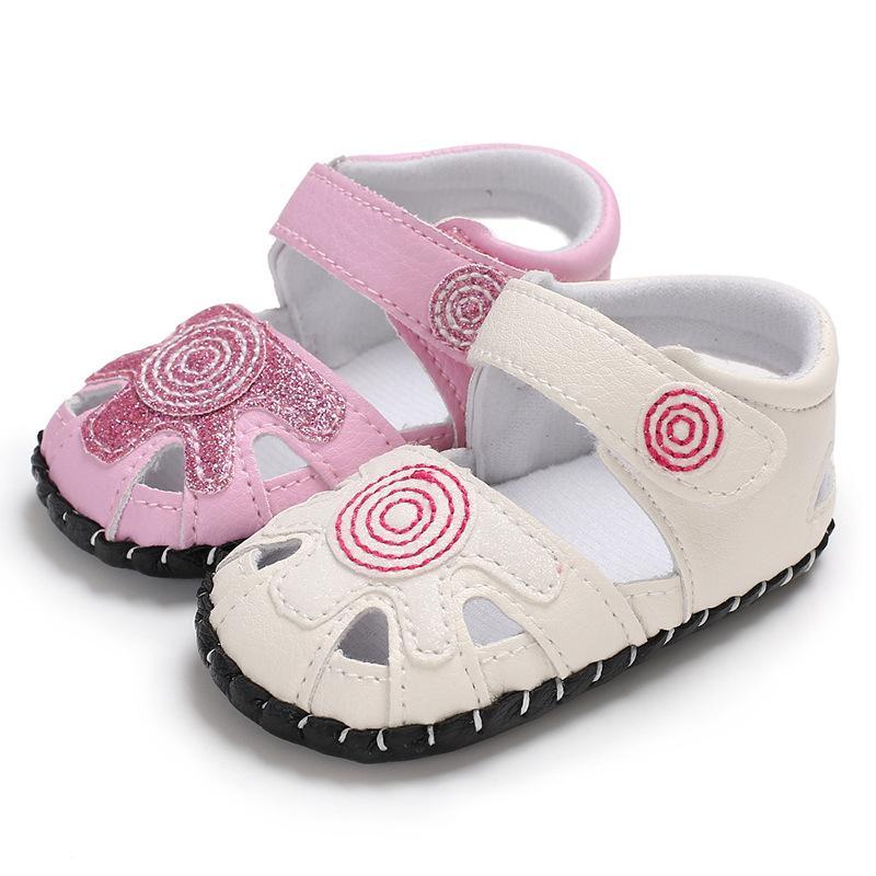 Nouvelle princesse imprimé fille mignonne douce nouveau-né mode premier tout-petit bébé chaussures fond mou Chaussures marchettes pour bébés