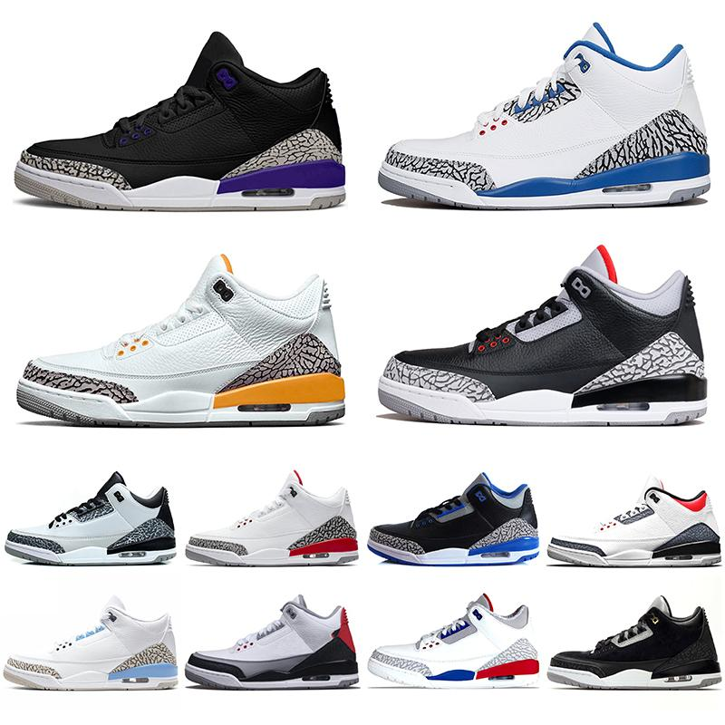 Cheap Jumpman Mens Trainer Basketball Shoes Court Purple Fire Red Sport Blue Katrina Laser Orange Men Sneakers Size 40-47