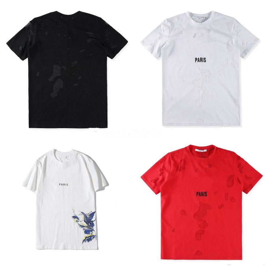 Atacado - Estilo do verão T-shirts Colagem Crânio Mais recente T-shirt do caráter Homens Mulheres Moda 3D Casual T Shirt Carta 3D Imprimir camiseta Tops # QA792