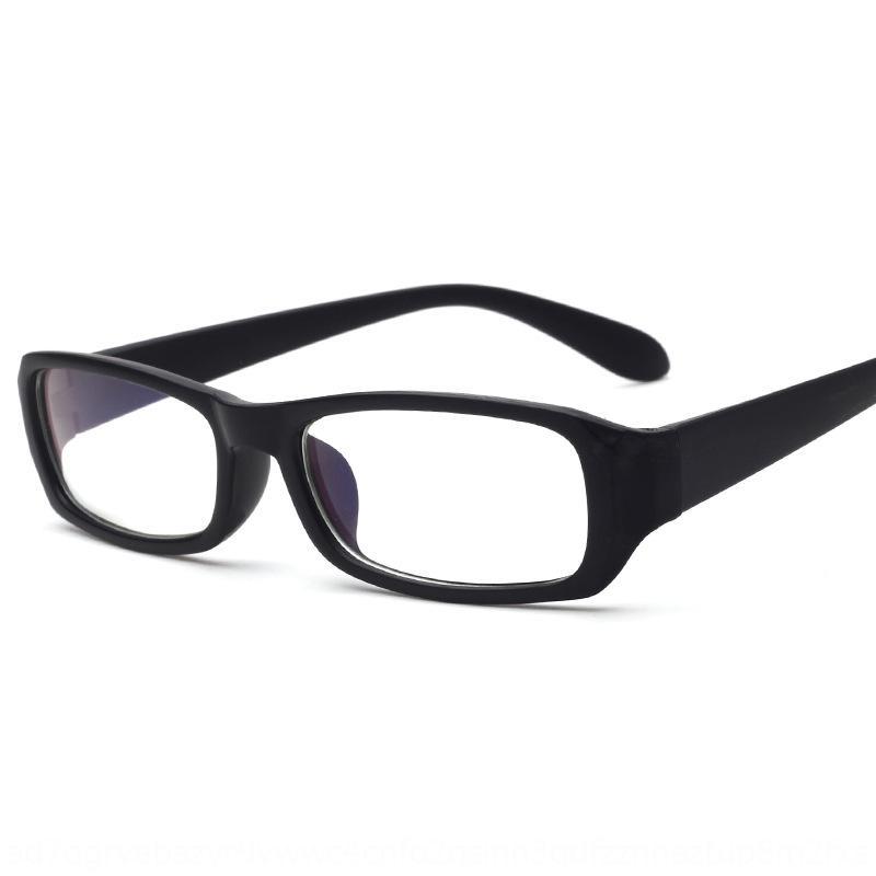Jianghu neues Produkt anti-Strahlung Computer-Brille 21007 Männer und Frauen des Computers Augenschutz Blau Film Klargläser