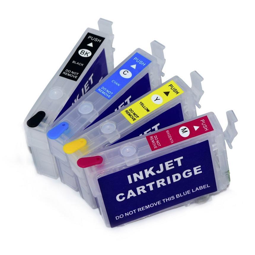 T288 288XL T2881 T2881-T2884 Tintenkassette mit Tintenpatrone ohne Chip für EPSON XP-434 XP-430 XP-330 XP-340 XP-446 XP-440 Drucker