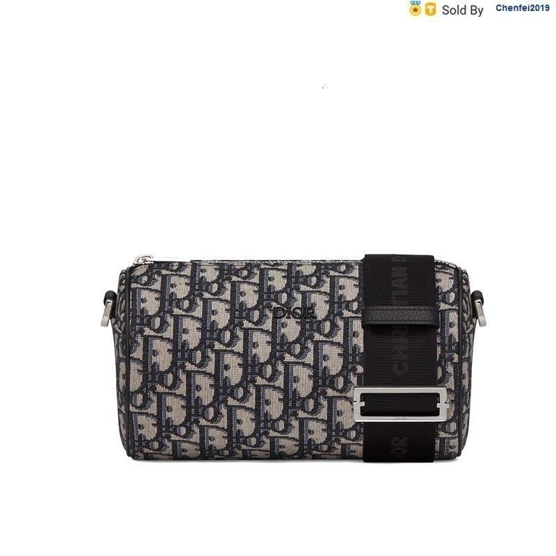 chenfei2019 8I8C Canvas Cylinder Bag Shoulder Bag 1ropo061yky_h26e Totes Handbags Shoulder Bags Backpacks Wallets Purse