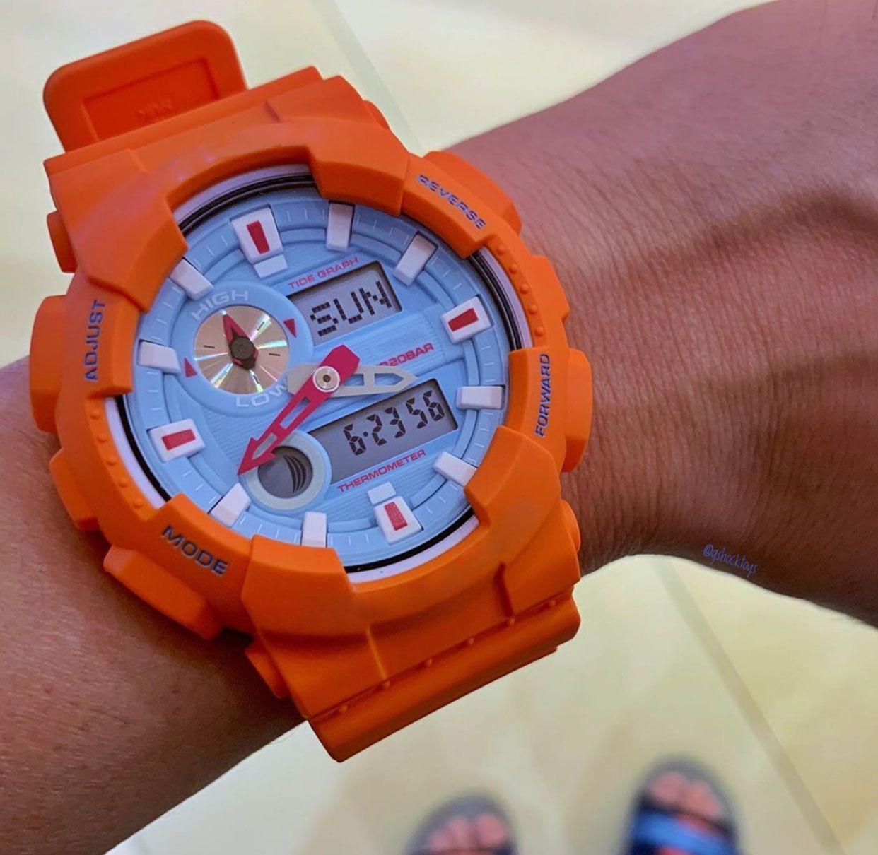 Heiße Art und Weise Mens Uhren LED-Digital-automatische Licht Armbanduhren Sportuhren Outdoor Wasserdicht Bunte Großhandel Uhr für Männer