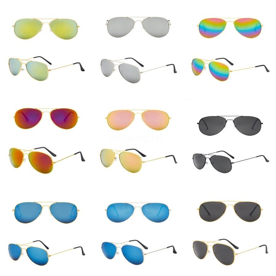 AILV 2020 Nuova Fasion Steampunk Occhiali da sole Uomini rotonda laterale Mes Style Occhiali da sole punk Eyewear 33 # 363