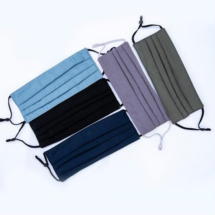 VELOCE adulto Spedizione maschere Designer panno maschera a 4 strati Earloop lavabili riutilizzabili di protezione antipolvere Earloop cotone Bocca Maschere FY0034