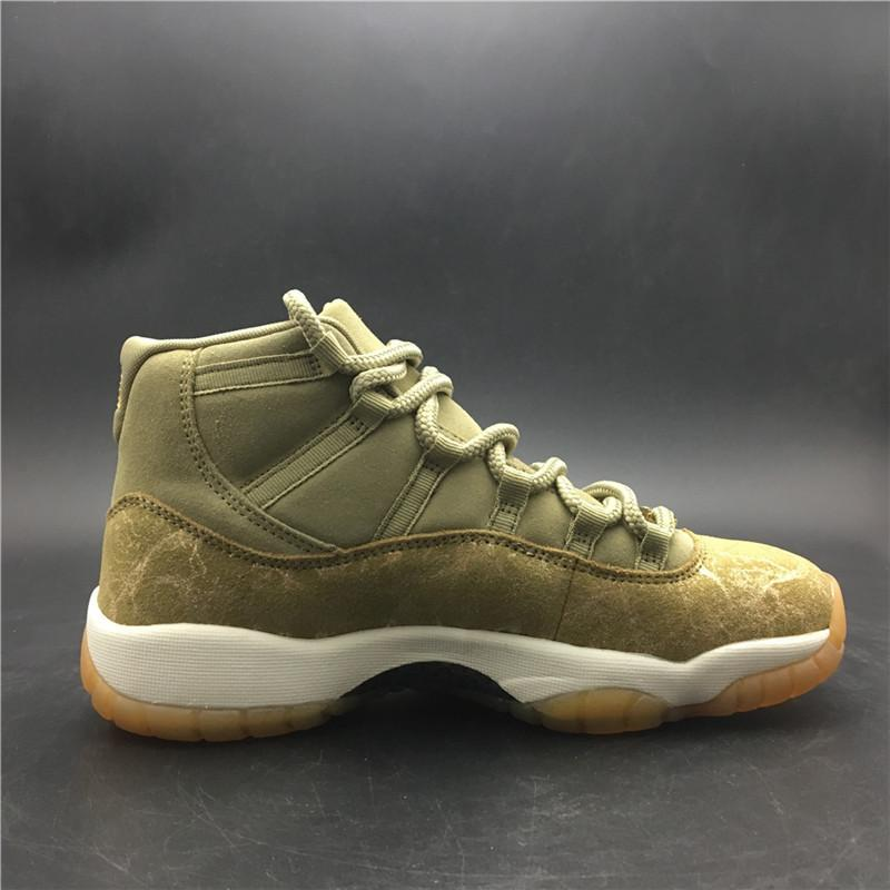 2020 Womens 11 XI Olive Lux Basketball
