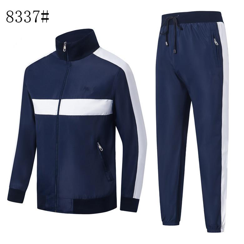 2021 Herren-Trainingsanzug Sweatshirts Suits Männer verfolgen Mantel Trainingsanzug Jacken Mann Jacken Sweatshirt Sport