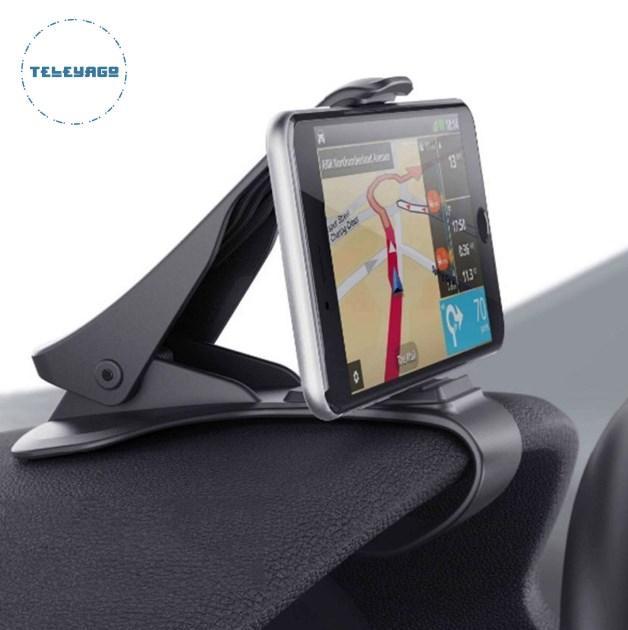 Suporte Universal Car Smart Mobile Phone GPS Suporte Suporte Painel Monte Clipe