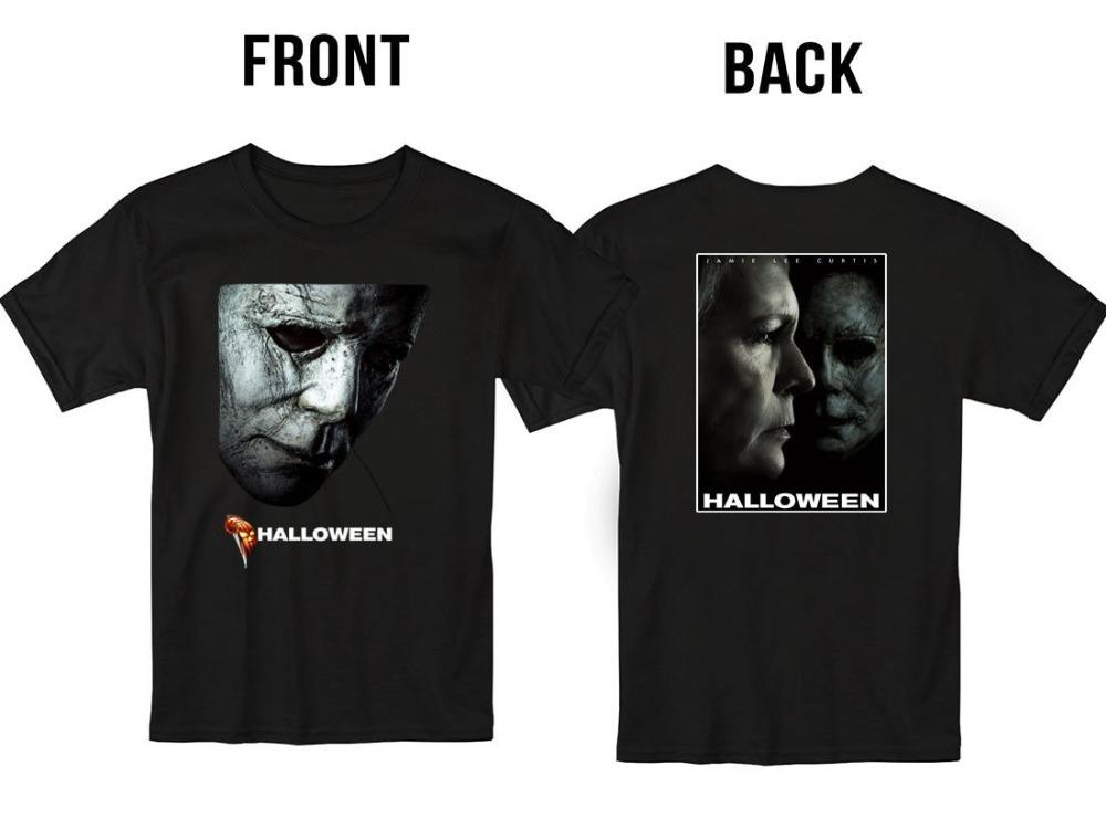 2020 Newest Men'S Funny New Halloween Movie 2020 Michael Myers Slasher T Shirt S-5XL Men And Women