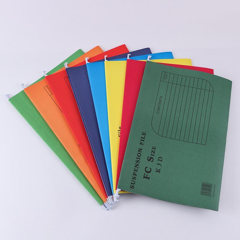 A4 Dokument neu Tasche Tasche Bill Ordner-Halter-Organisator Fastener School Supplies Office-Erweiterung Datei Hanging Dokument Storages yq02036