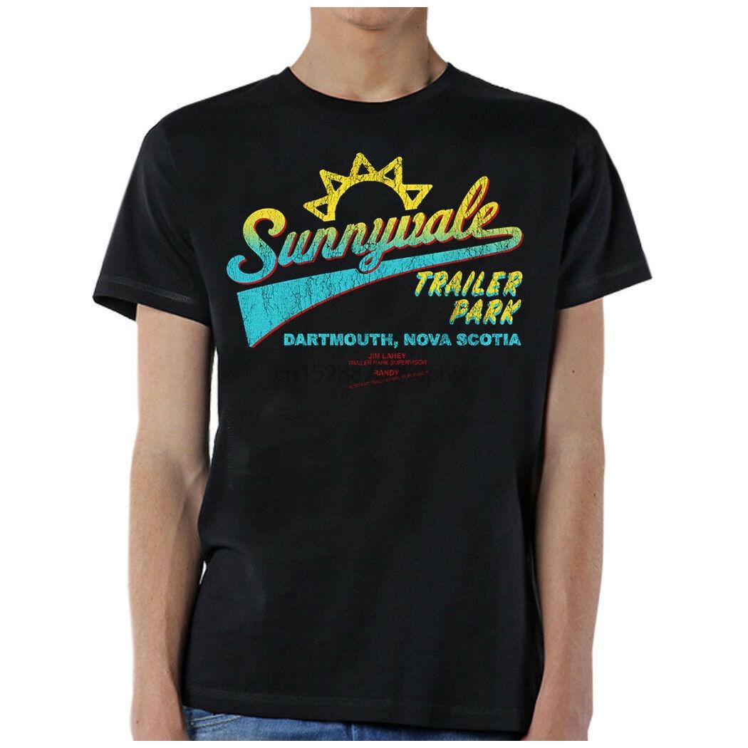 TRAILER autêntica Park Boys T-Shirt Frente Sunnyvale S-2XL novo fresco orgulho Casual camisa t homens Moda Unissex camiseta frete grátis