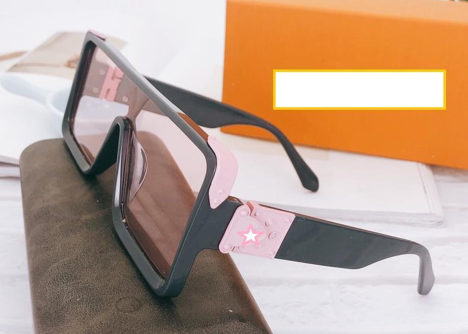 Fashion Occhiali da sole quadrati oversize Uomini Donne Viaggio Vintage Gradient Lens Shades Occhiali da sole Uomini Big Black Frame Occhiali unisex di estate 2020