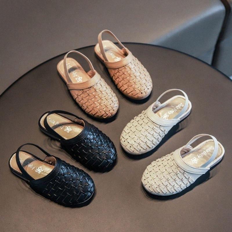 Baby-Kleinkinder nicht Beleg-Strand-Schuhe süße Prinzessin Schuhe Sommer Jungen und Mädchen Sandalen für Mädchen kides Schuhe Kinder beschlagen Von Lo Gfig #