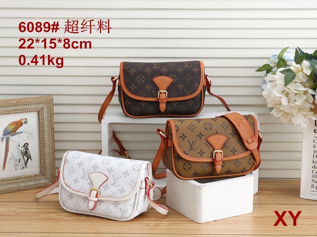 SSS XY 6089 Mejor alta calidad del precio de las mujeres solas señoras de totalizador del bolso del morral del hombro del bolso del monedero
