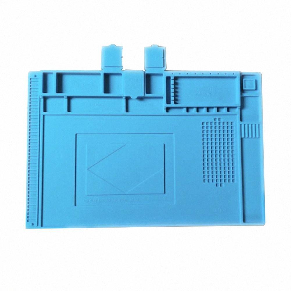 Anti Statik Çok fonksiyonlu Isı Direnci Onarım Çalışmaları Anti-Korozyon Yalıtım Pad Silikon Pad Danışma Mat Manyetik Bölüm 35rz #