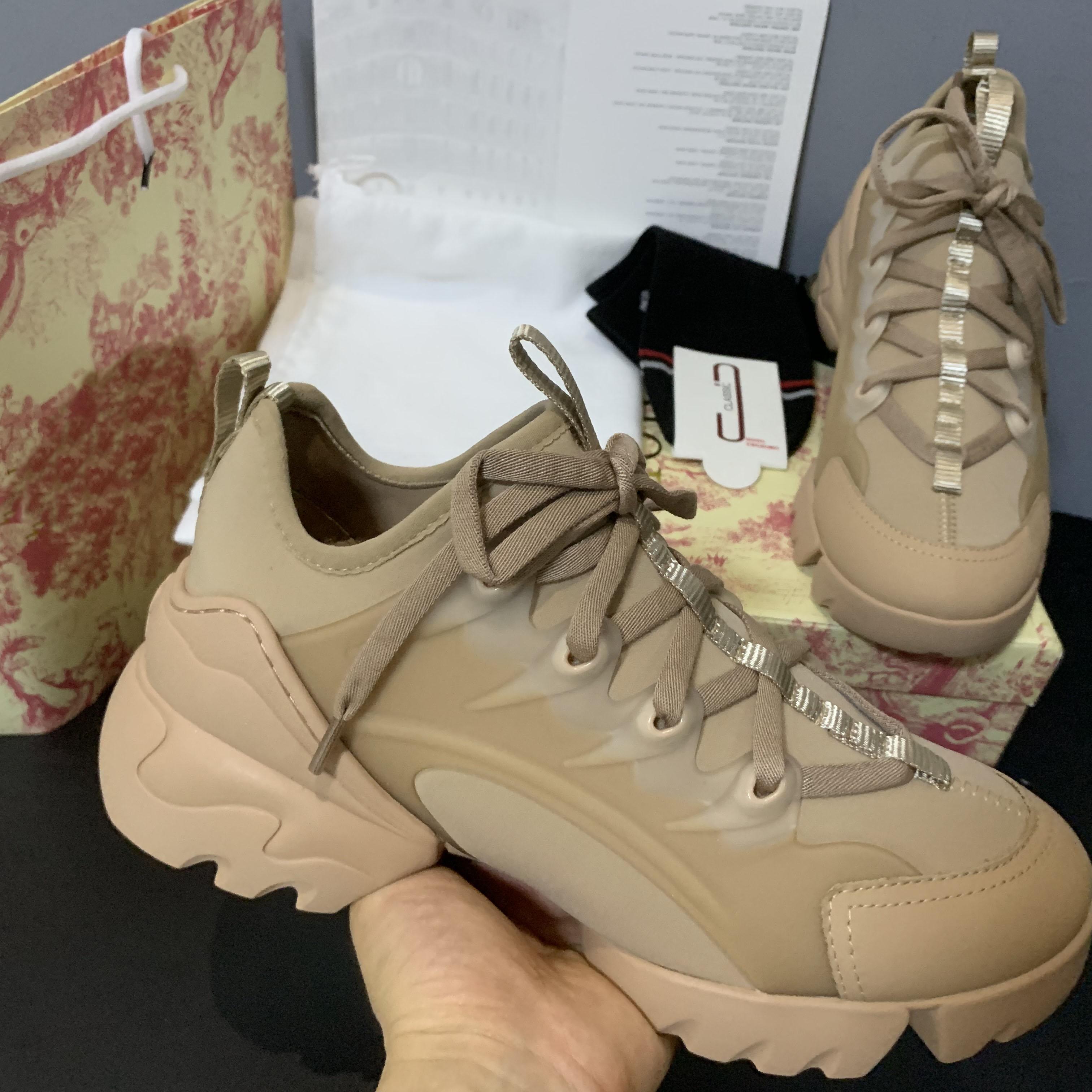 Più nuove donne degli uomini scarpe casual scarpe da tennis della piattaforma del nastro D Collegare neoprene grosgrain stampato fiore delle donne delle scarpe da tennis trasparente