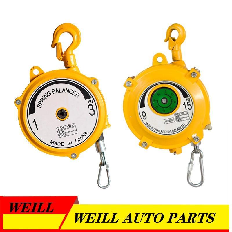 5-9kg 9-15kgMechanical PORTEUR ressort Poids Balancer / équilibreur de charge de ressort pour équilibreur usage industriel outils printemps suspendus