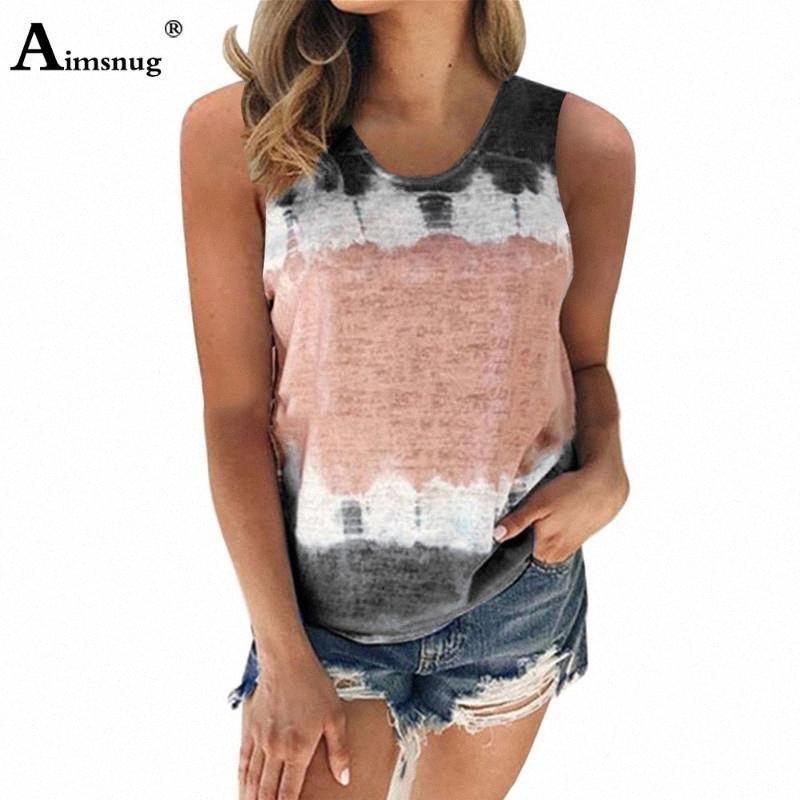 2020 2020 Taille Plus 5xl Femmes Débardeur Chemise d'impression Casual manches dames mignon T-shirts Vêtements d'été Nouveau Femme en vrac T-shirt De Y D4WJ #