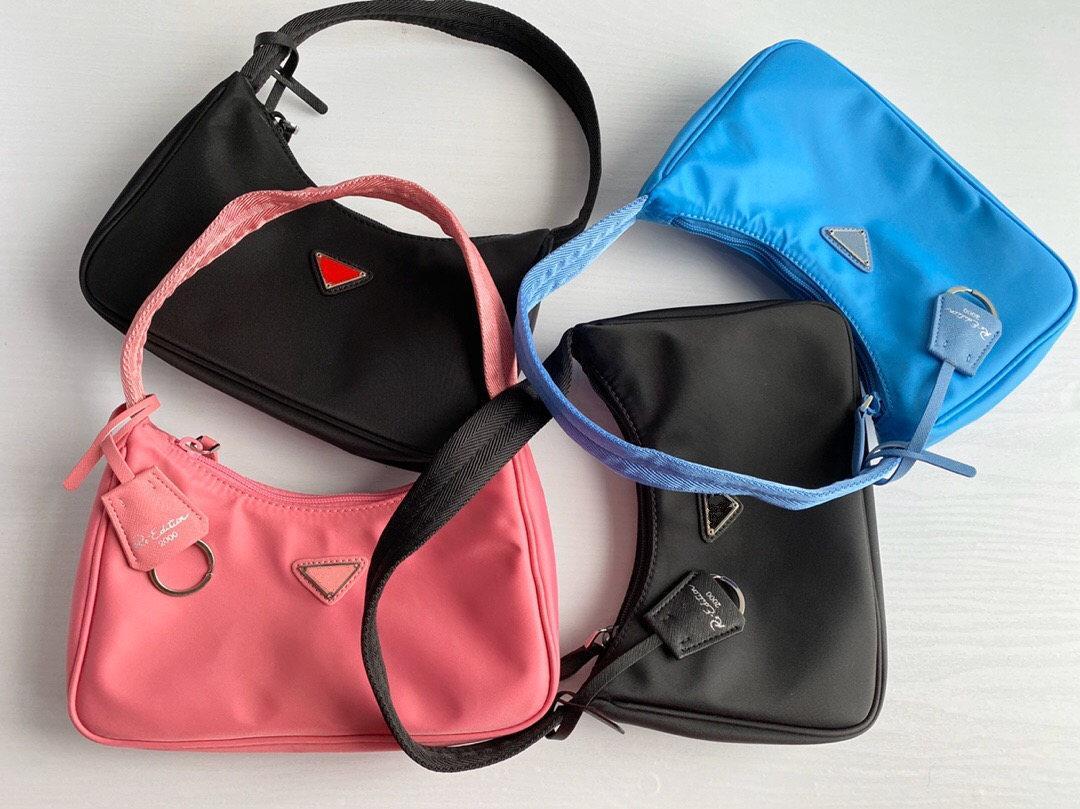 2000 Taschen Hohe Crossbody Hobo Designer PPMT Tasche Handtaschen Lady Brieftasche Nylon Berühmte Leder Brieftasche Schulter Qualität Tasche Reedition Tote Du Xoeu