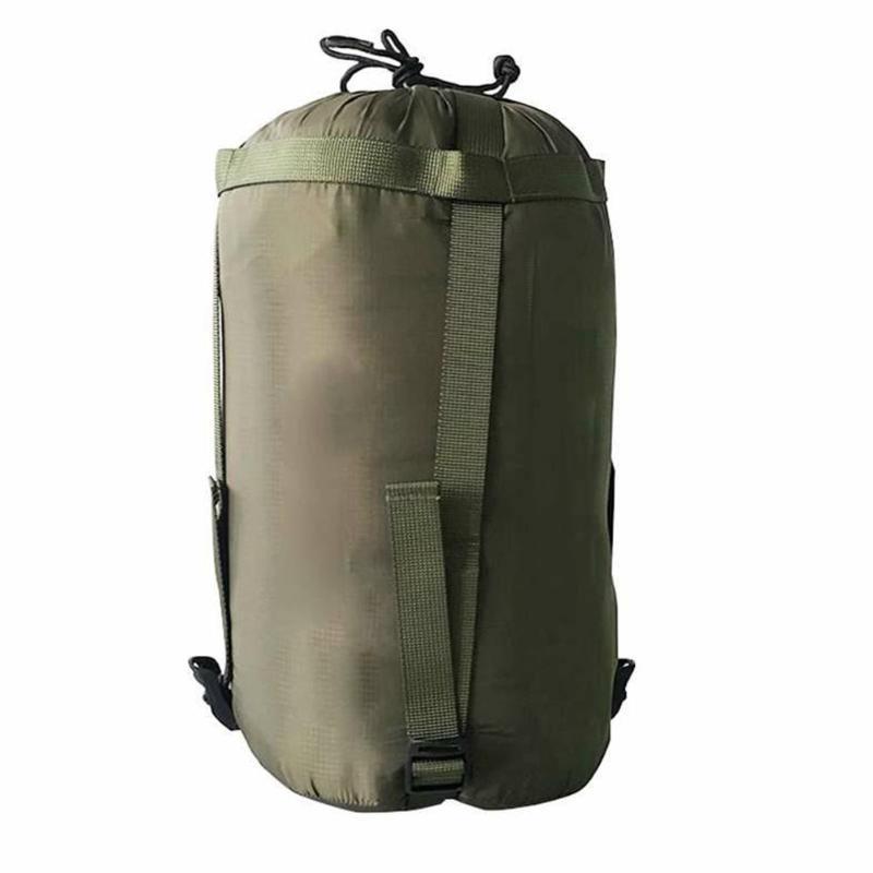 Schlafsäcke Outdoor Camping Tasche Aufbewahrung Wasserdichte Kompressionsbeutel Sack Pack Freizeit Hängematte 38x18x18cm