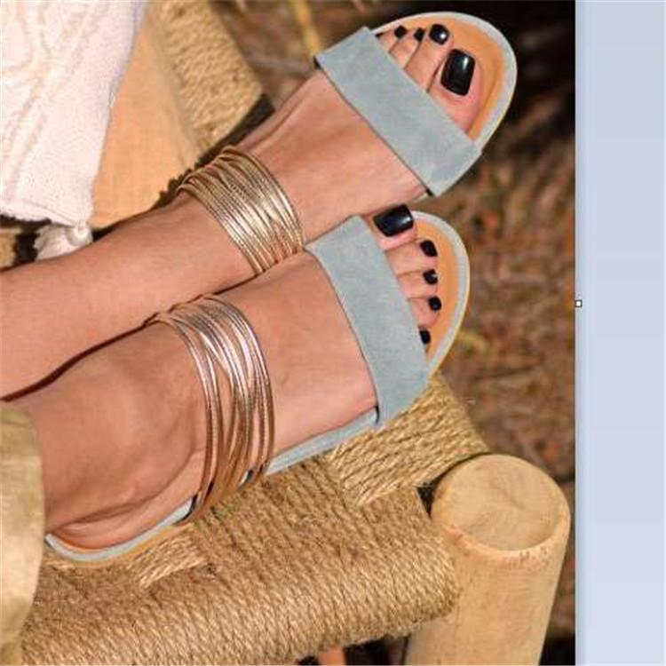 female sandals 2020 new speed sell tong wish amazon hot style shoes big yards slippers manufacturers selling