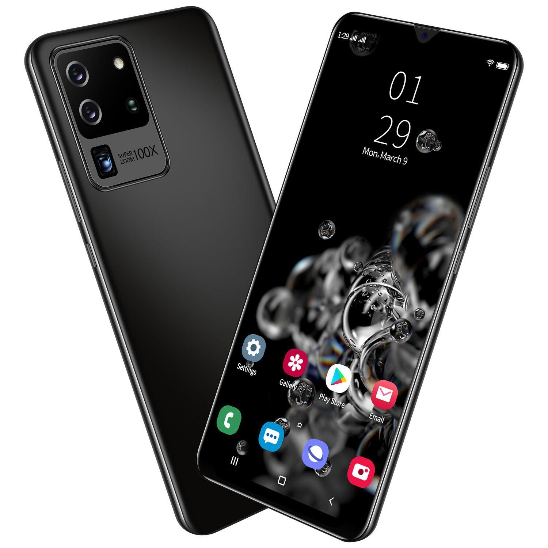 Yeni akıllı telefon S25U sınır ötesi patlama modeli 6.3 inçlik geniş ekran ultra ince Android telefon