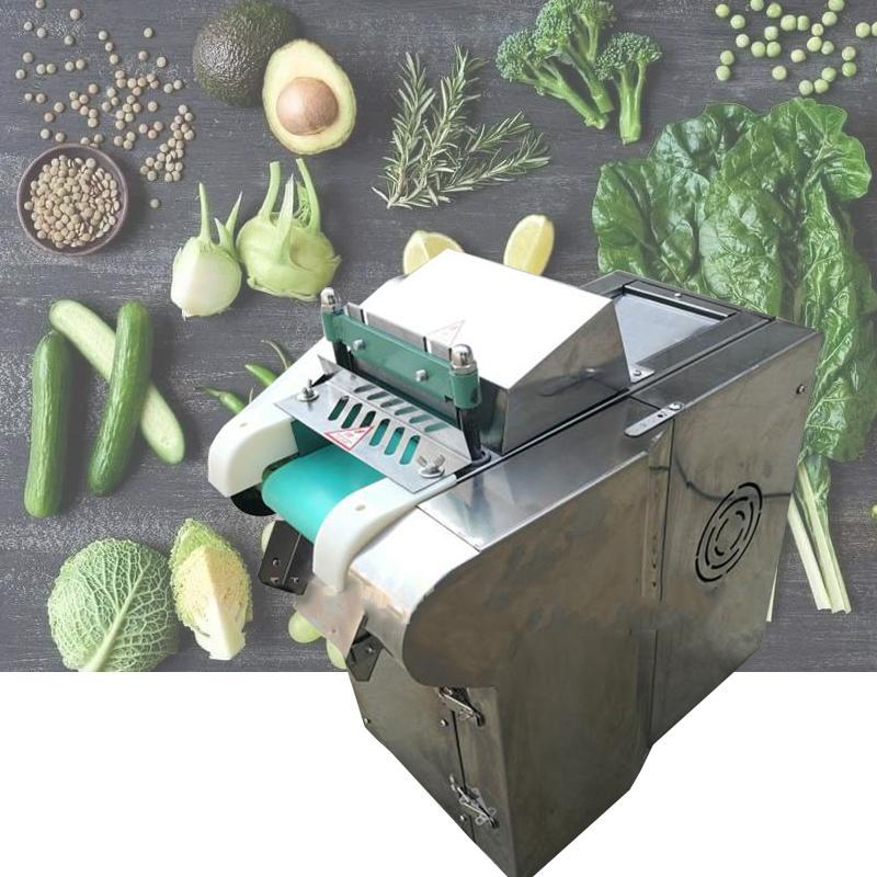 1500w multifunzionale vegetale taglierina commerciale elettrica tagliatrice Fette di ravanello grattugiato e paprika affettare Cutter