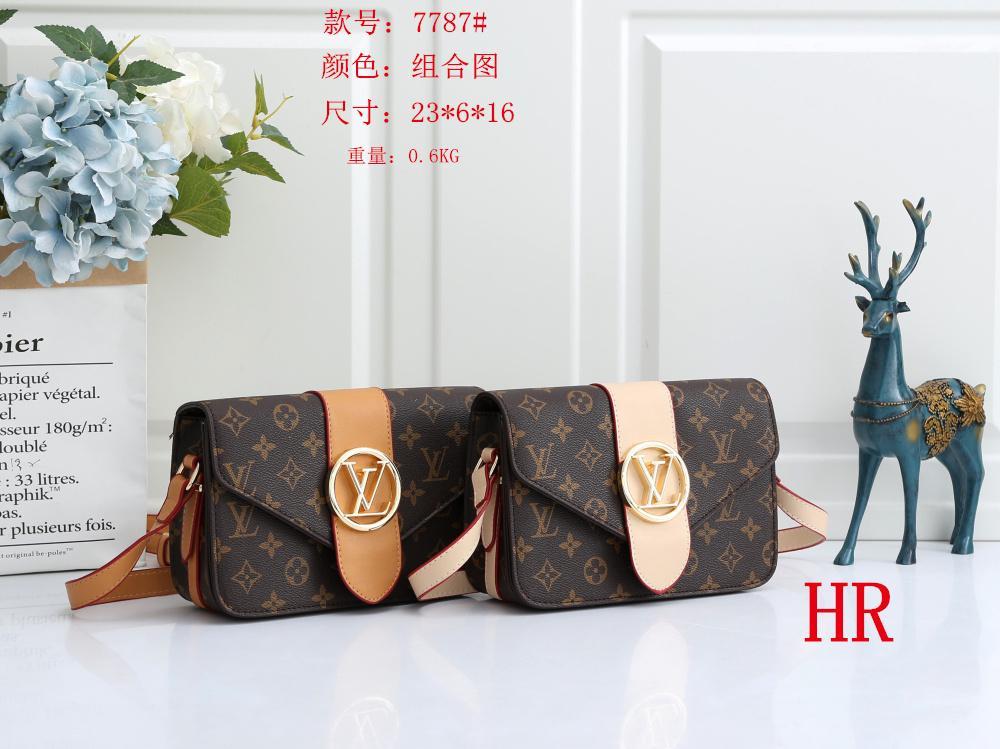 HR 7787 Melhor preço mulher de alta qualidade Ladies tote bolsa Única carteira de ombro mochila bolsa