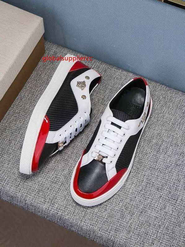 Punching breathable mesh casual shoes V31902 Men Dress Shoes Moccasins Loafers Lace Monk Straps Boots Drivers Real leather