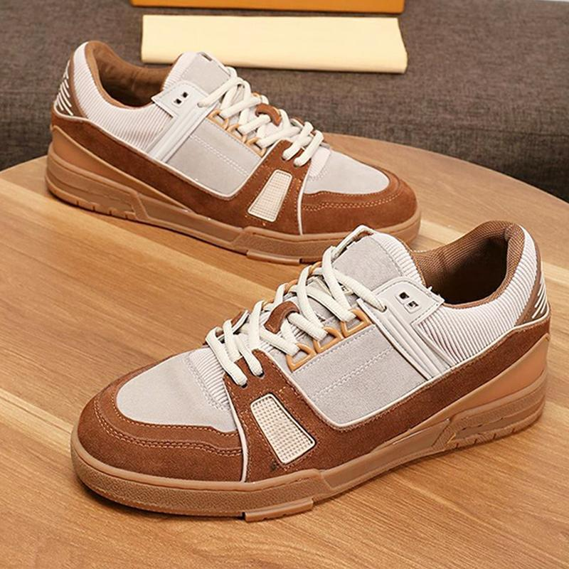 Respirant Entraîneur Sneaker Chaussures Hommes Zapatillas Hombre Nouvelle arrivée Automne et Hiver Sport confortables Plus Size Hommes Casual Shoes