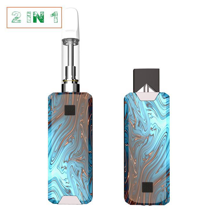 M9 510 Oil Cartridge & JPod 450mAh Battery Pod System 510 Vape Box Mod