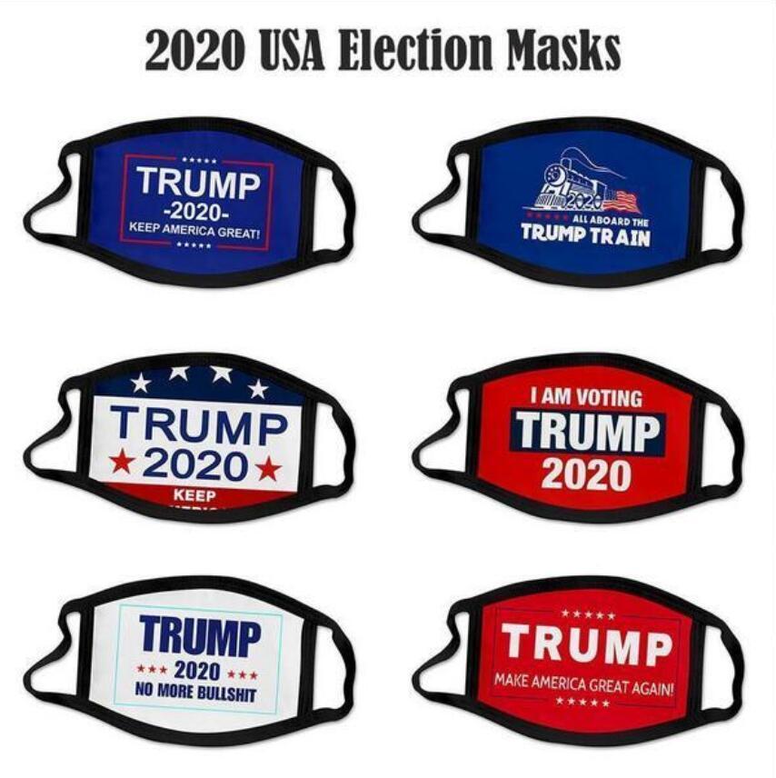 의 주식 2,020 선거 디자이너 트럼프면 얼굴 마스크는 미국의 위대한 다시 코스프레 바이든 파티 마스크 안티 먼지 세척 입 커버 유지