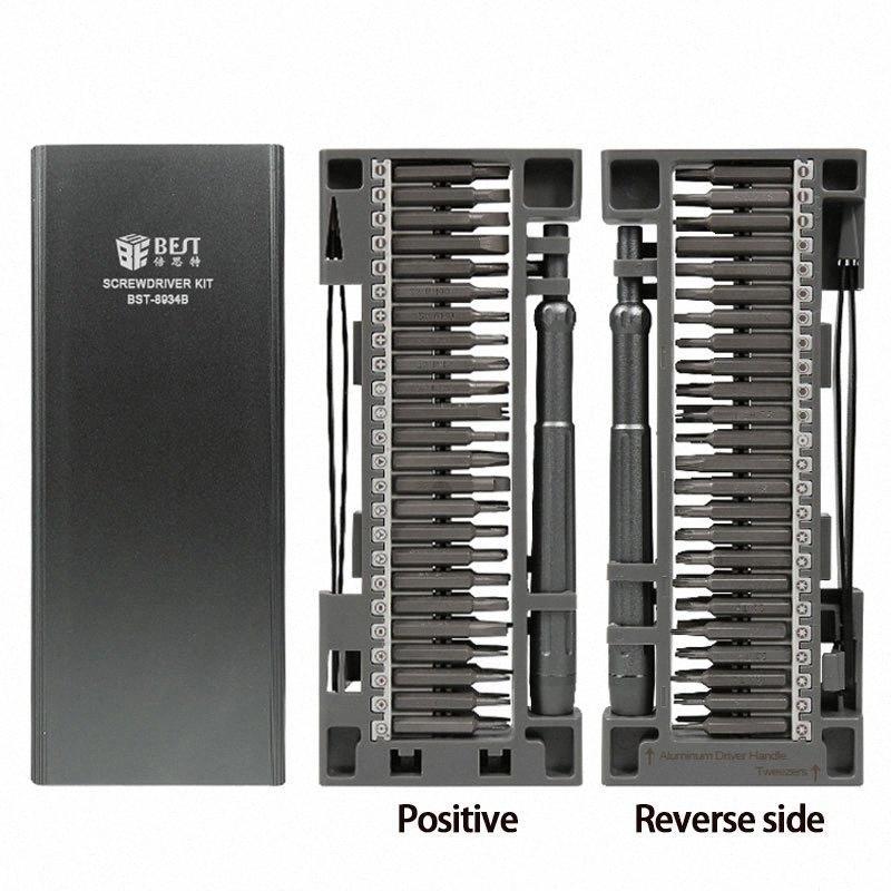 Cacciavite magnetico Torx Pentalobe Y-Tip piatta di Hex per la riparazione di Macbook PC Phone Game Console Occhiali Car Key Tool Set hkUh #