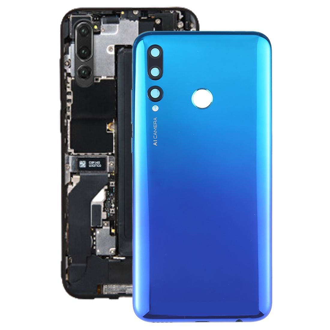 Batterie d'origine Couverture arrière avec lentille caméra pour Huawei P + intelligent 2019