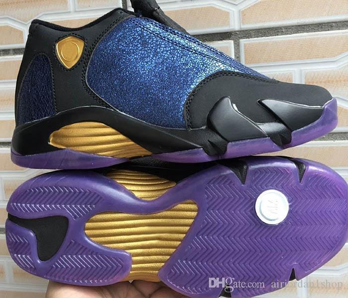 2020 14 nouveaux Gym Rouge Hommes Chaussures de basket CV2469-001 14s Doernbecher Chaussures de sport 487471 006 avec nous Boîte 7-13