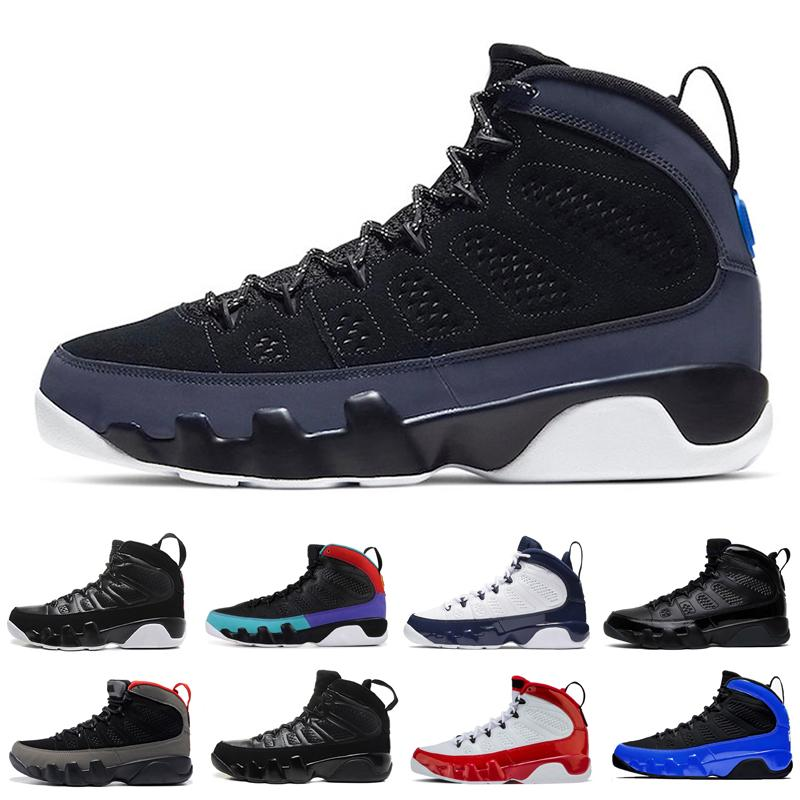 Discount 9 9s High Top Basketball Shoes