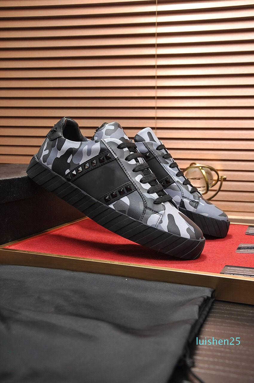 perçin 2019 En Lüks Tasarımcı Gündelik Ayakkabı Erkek Eğitmenler En Deri Platform Ayakkabı Düz Chaussures De Sport Zapatillas Süet SneakersL25