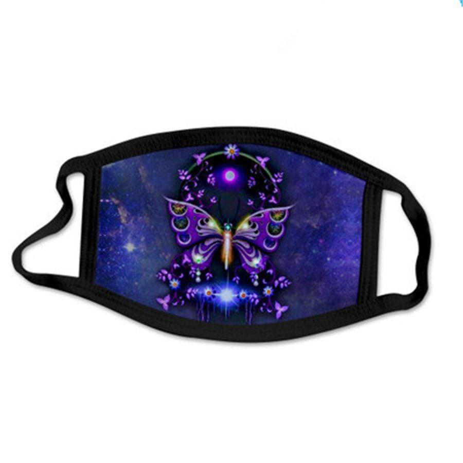 Gradiente de cor Pure Magic Bandana Impresso Multi-Cor Anti-UV Fa Máscara Neck Er Verão Multifuncional lenço ao ar livre C # 364 # 281 # 971