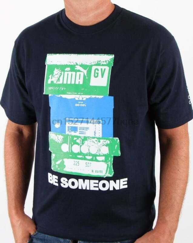 Box Trainers 80s Classics T Shirt In Blue Marinha - Seja Alguém Casual