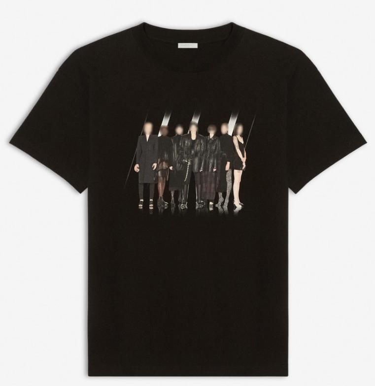 Styliste des femmes des hommes T-shirt 20SS avec BandLetter Impression T-shirt Mode Hommes Femmes Cool Comfort Tee design Taille XS-L