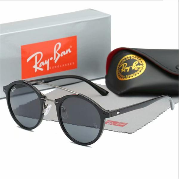 Geben Sie Schiff frei Art und Weise Beweis Sonnenbrille Retro-Vintage-Mannentwerfers glänzend Goldrahmen Laser-Logo Frauen Top-Qualität mit Paket Z105