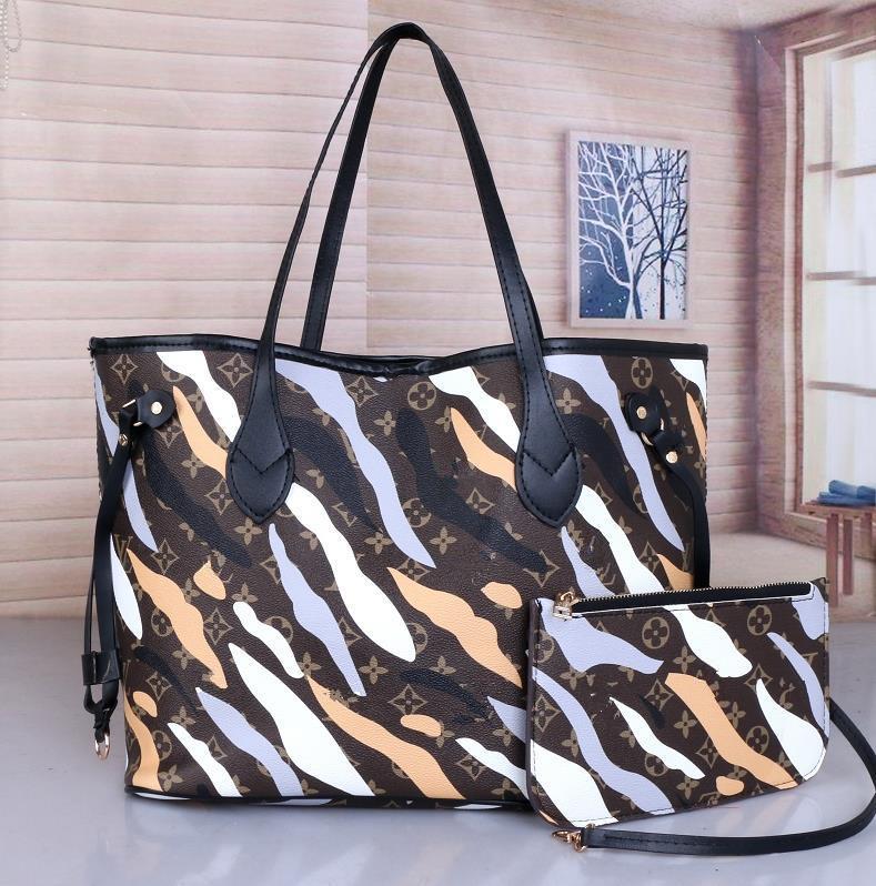 HOT! شعار كلاسيكي تسوق حقيبة نمط الفاخرة حقيبة السفر غسل المرأة حقيبة مستحضرات التجميل ماكياج حالة التخزين